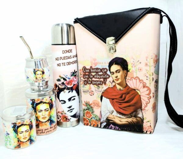 Set matero de Frida Kahlo completo