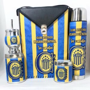 Set matero del club Rosario Central