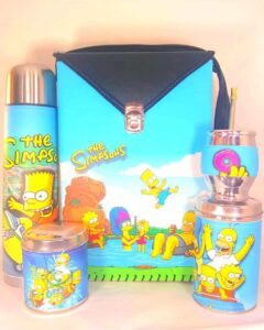 Set matero Simpsons completo