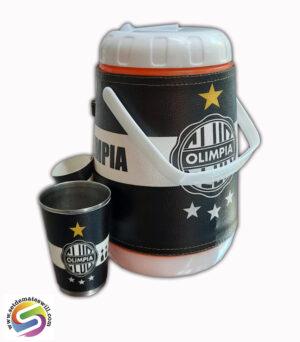 Set de terere de 2 litros diseño de Olimpia